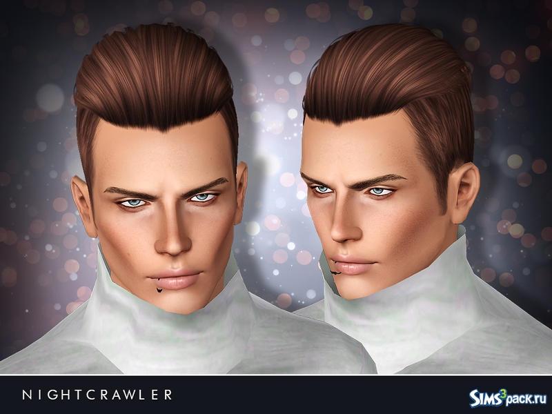 Скачать причёски симс 3 мужские