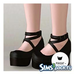 Обувь для симс 3 скачать бесплатно обувь sims 3.