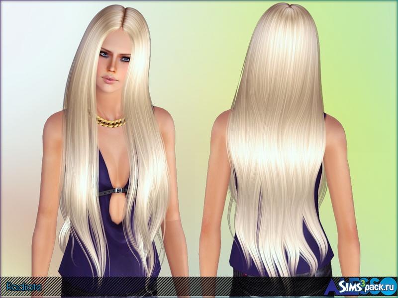 Скачать волосы длинные для симс 3