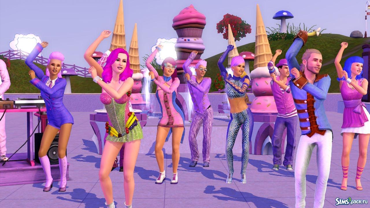 Скачать the sims 3 все дополнения с выборочной установкой - af42
