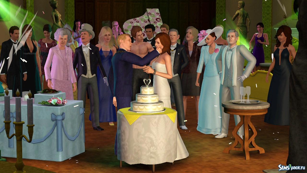 Sims 3 все возрасты коды - d28