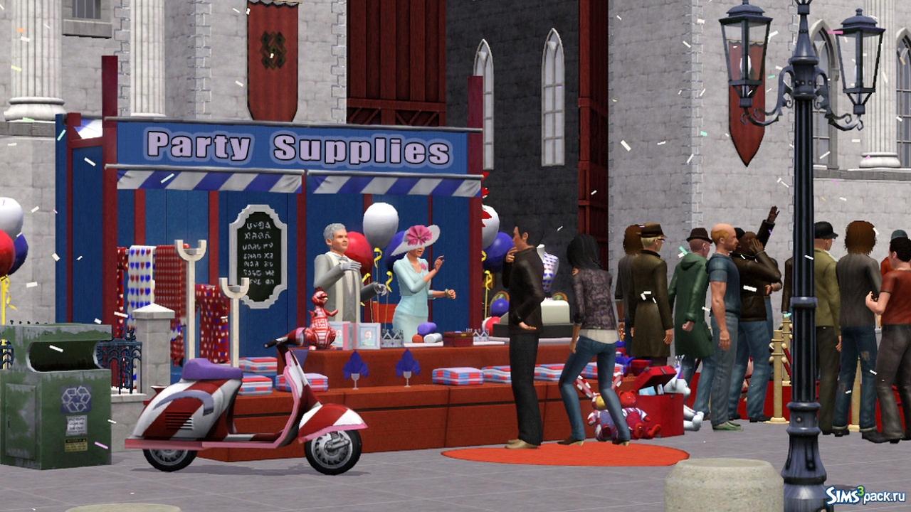 Скачать sims 3 все аддоны - 13