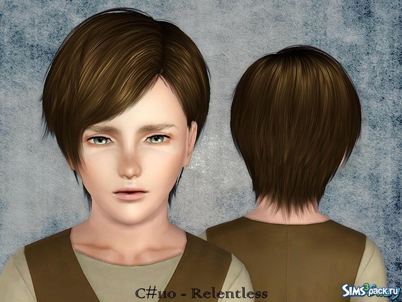 Причёски для детей симс 3 скачать