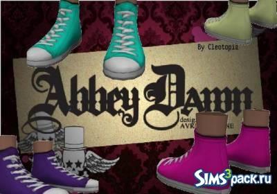 Кеды abbey damn подойдут девушкам