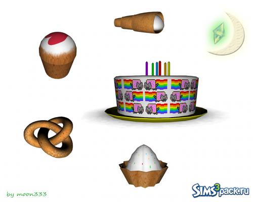 Sims 2 Скачать Еда