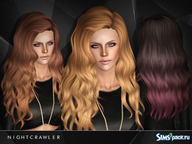Скачать причёски для симс 3 женские