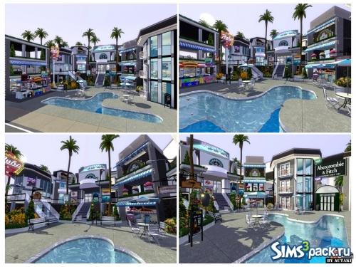 Ночной Клуб Для Симс 3 В Формате Sims3pack