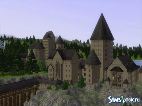 Игру Симс 3 Хогвартс