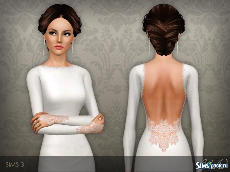 Прически симс 3 свадебные