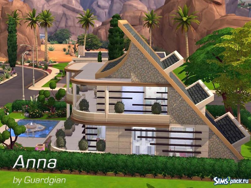 Симс 4 Дом
