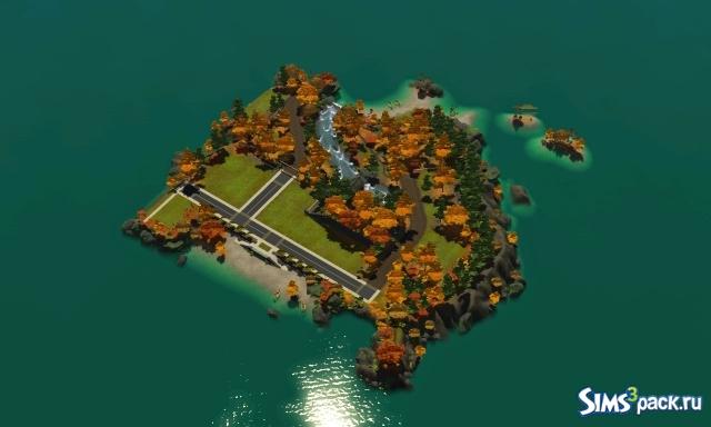 Програмку для создание городка в симс 3