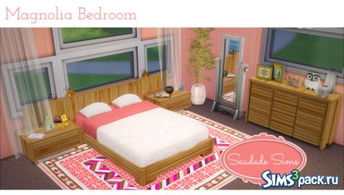 Спальня Magnolia от SaudadeSims