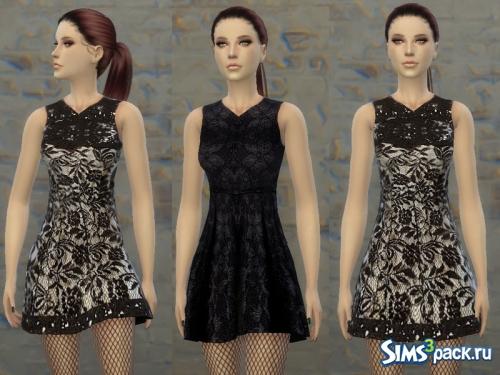 Платья Lace Black