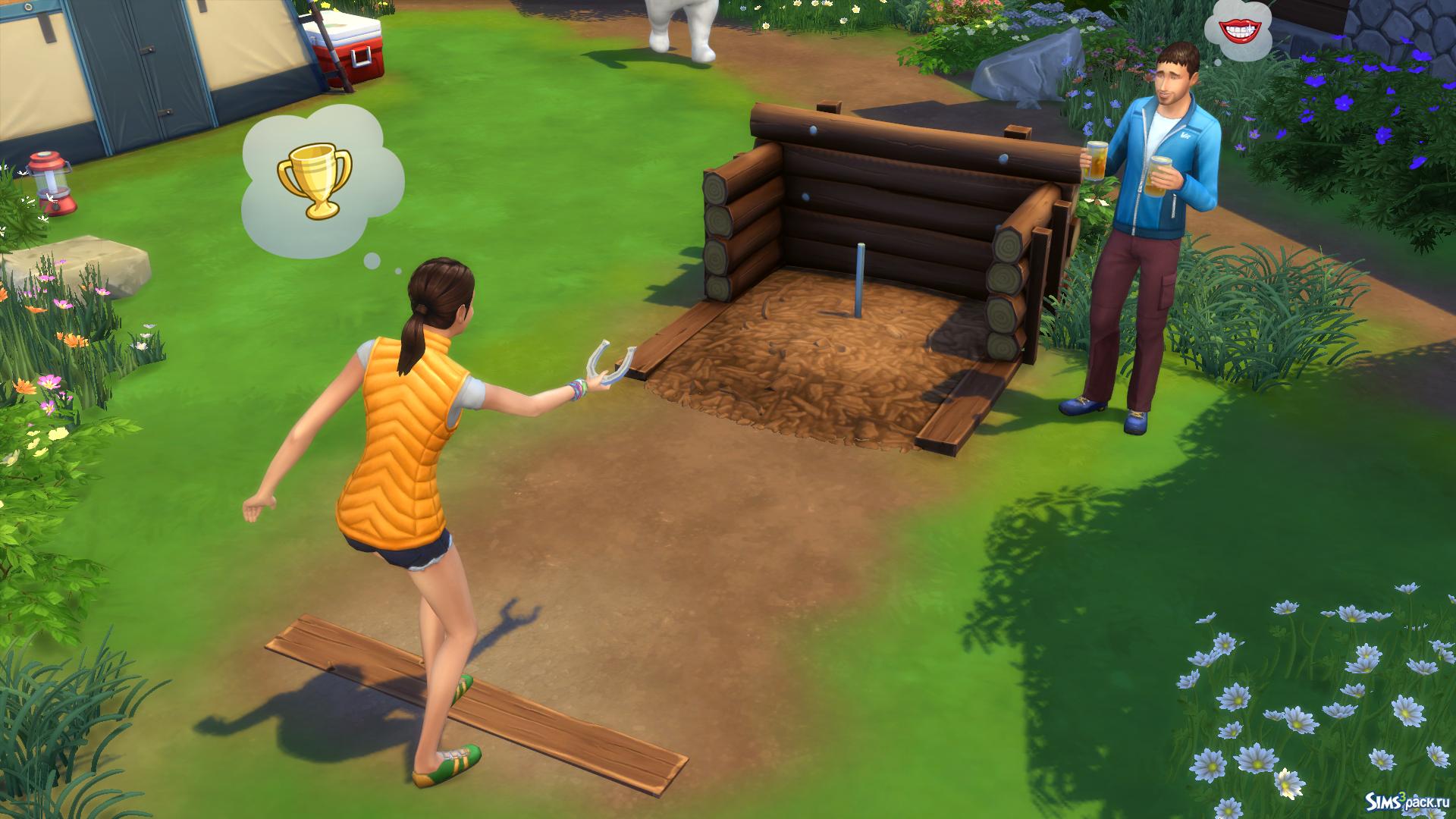 Sims 3 Медиа Гет