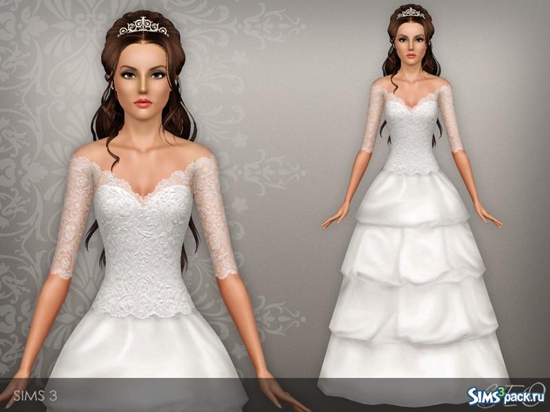 Свадебные платья скачать симс 3