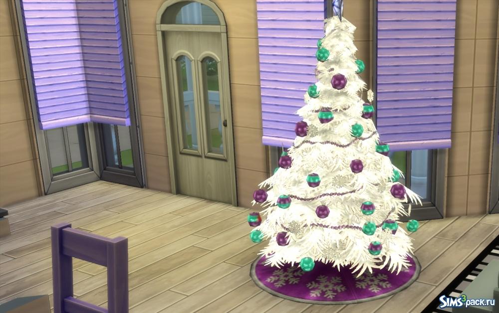 Скачать новогоднее дерево (елка) - Snow White Christmas Tree! от ...