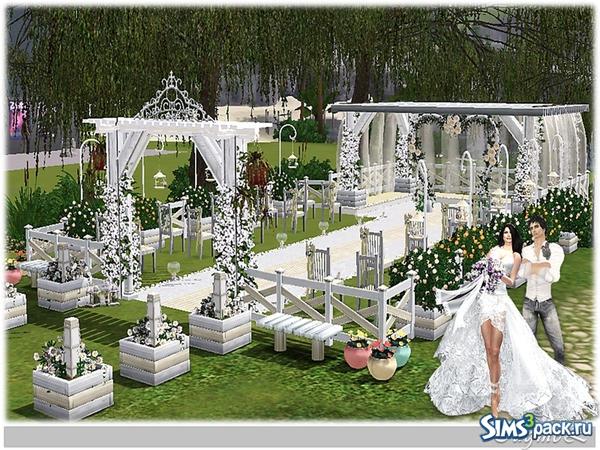 Симс 3  для свадьбы