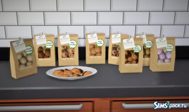 Как в симс 3 сделать печенье
