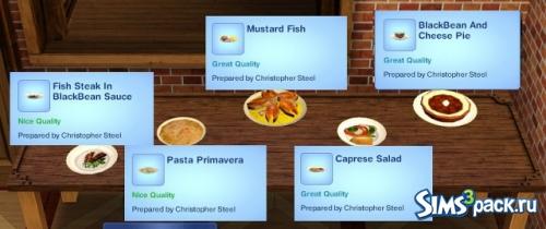 Новые рецепты, растения и ингредиенты от icy-spicy-scalpel