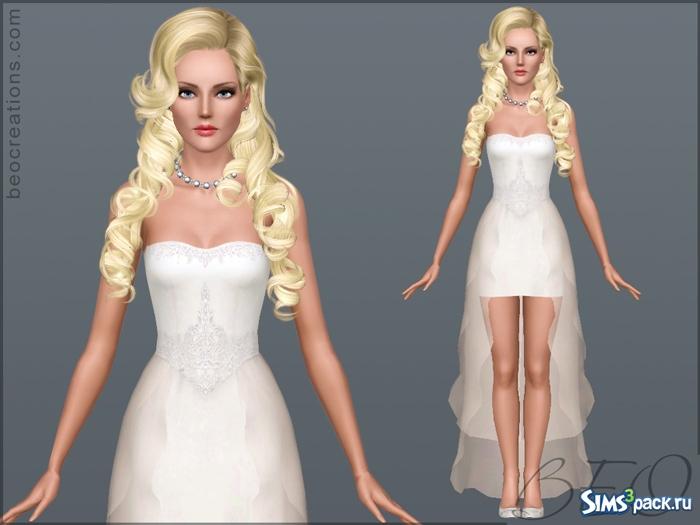 sims 3 свадебные прически торрент
