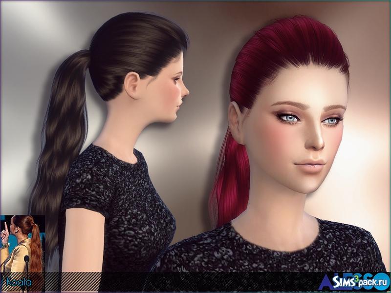 Причёска для ведьмы 58
