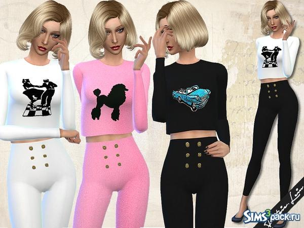 Скачать Моды На Симс 4 На Одежду Женскую - фото 2
