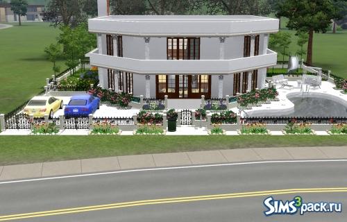 Симс 3 Большой Дом
