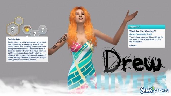Sims 4 Изменение Внешности Мод