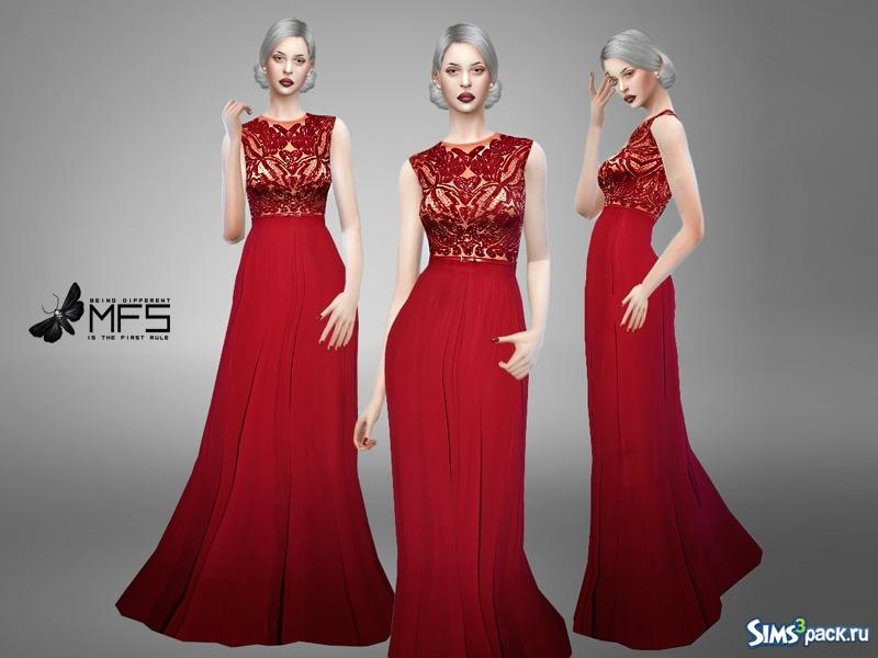 трикотажное платье спереди короткое сзади длинное