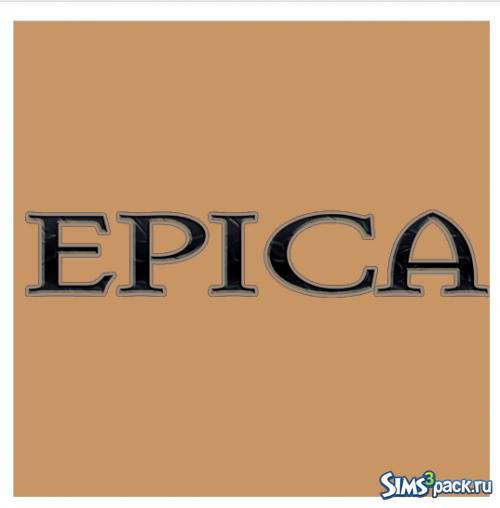 Тату Metalhead Epica от Zirogona