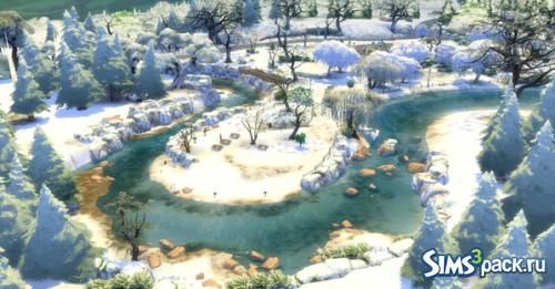 """Мод """"Первый снег"""" через SimCookie"""