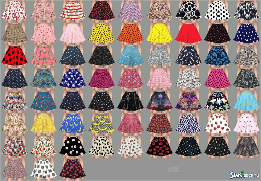 леопардовая юбка фаберлик