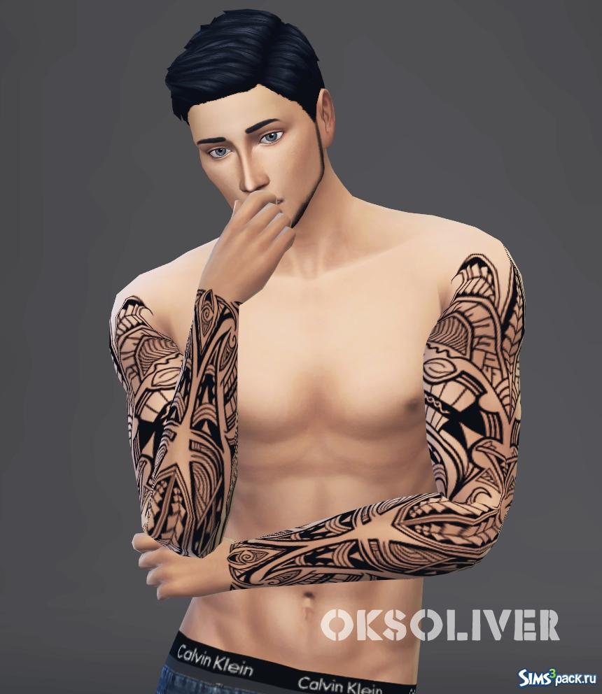 модные тату 2016 мужские