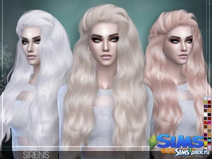 Моды для симс 4 на внешность причёски