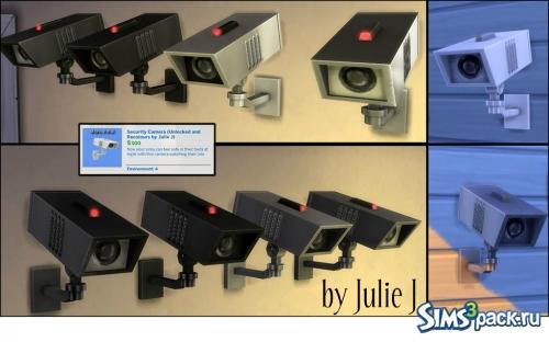 Камеры безопасности от Julie J