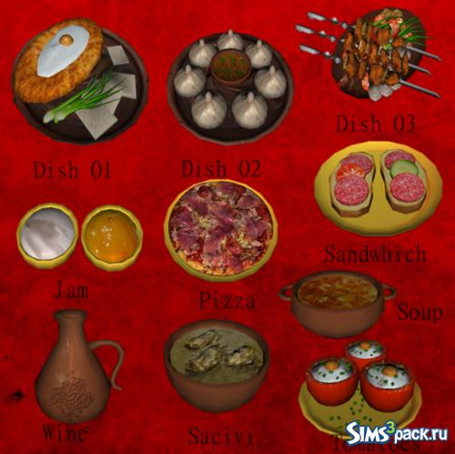 Рецепты вторых блюд быстро и недорого