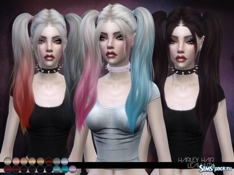 Скачать моды для симс 4 прически женские