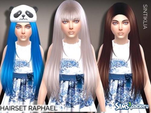 Детская прическа Raphael