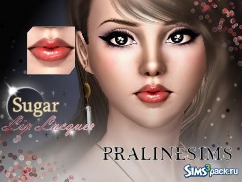 Блеск для губ Sugar Lip Lacquer
