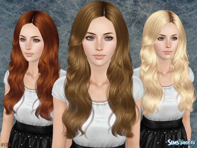 The sims 3 как создать свою прическу