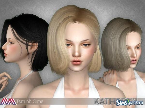 Моды симс 4 причёски для детей