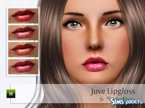 Блеск для губ Juve