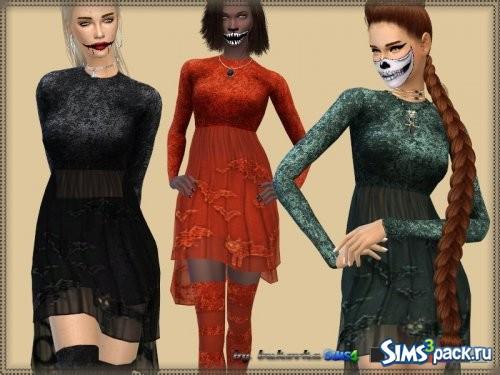 Дополнения к Симс 4 Хэллоуин