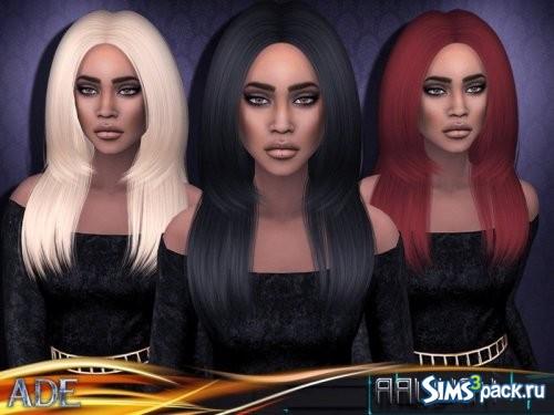 Прическа Aaliyah