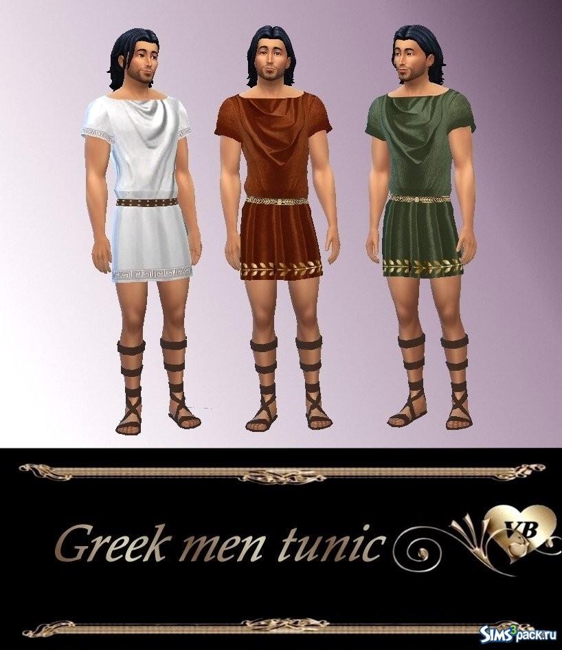 Туника Греческая Мужская Доставка