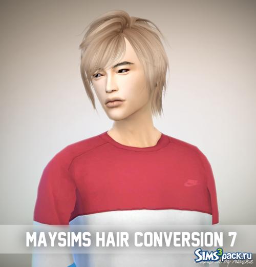 Прическа May Convert
