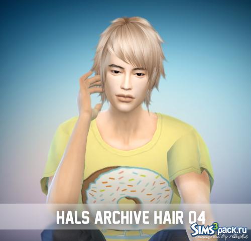 Прическа Hal's Archive
