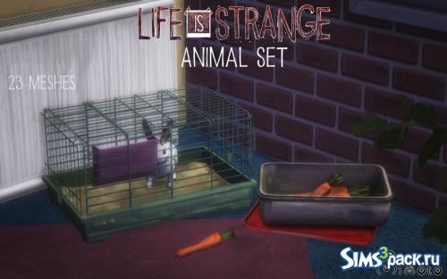 Животные из Life is strange + аксессуары
