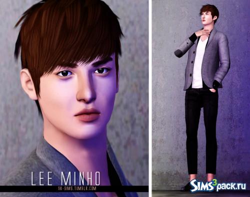 Сим Lee Min Ho