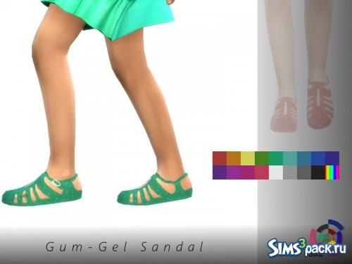 Сандалии Gum-Gel
